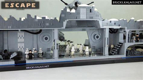 base imperial lego moc