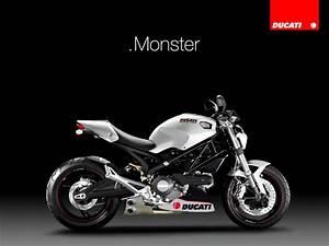 Monster 696   Scarico Basso Qd Ex Box