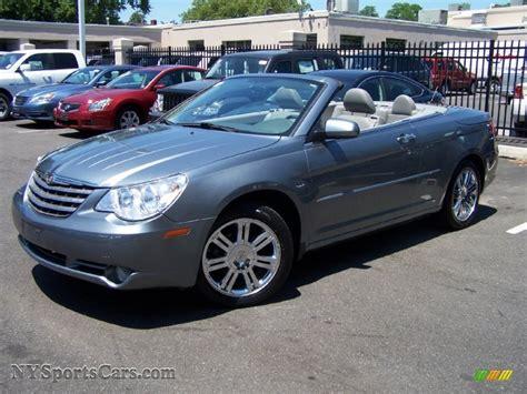 2008 Chrysler Sebring Limited Hardtop Convertible In
