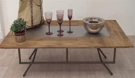 faire une table basse en bois on decoration d interieur moderne fabriquer palette phaichi