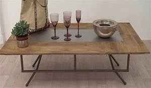 Modele De Table Basse A Faire Soi Meme : fabriquer sa table basse dx53 jornalagora ~ Melissatoandfro.com Idées de Décoration