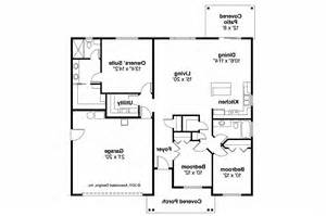 craftsman homes floor plans craftsman house plans bandon 30 758 associated designs