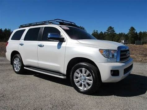 Sparks Toyota Myrtle by 2015 Toyota Sequoia 4wd Platinum 16 1159a Sparks Toyota
