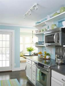 before and after cottage kitchen open shelving nooks With kitchen colors with white cabinets with breakfast at tiffany s wall art