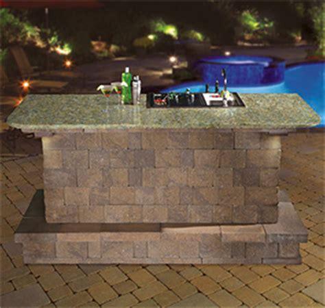 Bar Modules   Cambridge Pavingstones   Outdoor Living