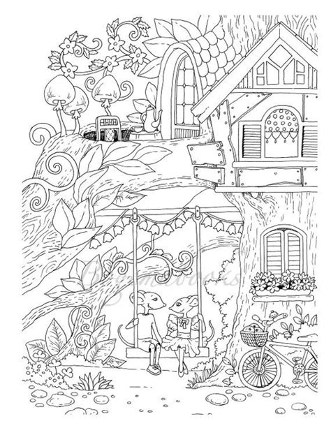 Coloring Book Pdf by Town 5 Coloring Book Coloring Pages