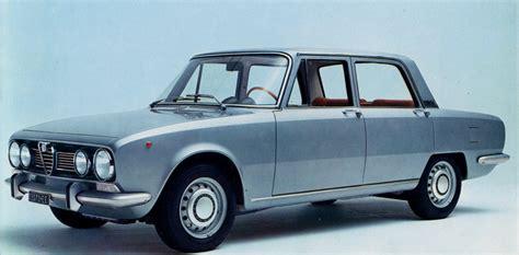 Alfa Romeo 1750-2000 Berlina (1967-1977)