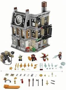 Les sets Lego d'Avengers : Infinity War continuent de ...