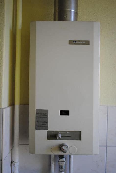 Durchlauferhitzer Gas Kosten by Durchlauferhitzer Durchlauferhitzer Mit Gas