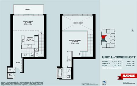 brickell condo floor plans