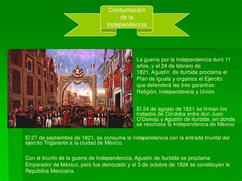 Un Resumen De La Independencia De Mexico by Independencia De Mexico