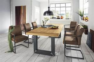 Möbel Industrial Style : niehoff 8342 schwingstuhl mit armlehne soft vintage maron ~ Indierocktalk.com Haus und Dekorationen
