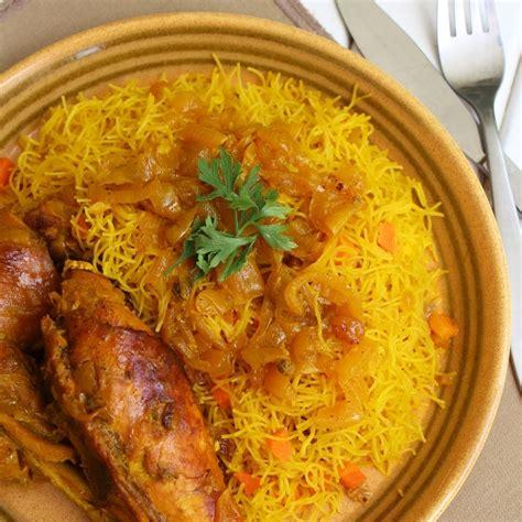 recette cuisine senegalaise vermicelles au poulet une recette 100 sénégalaise