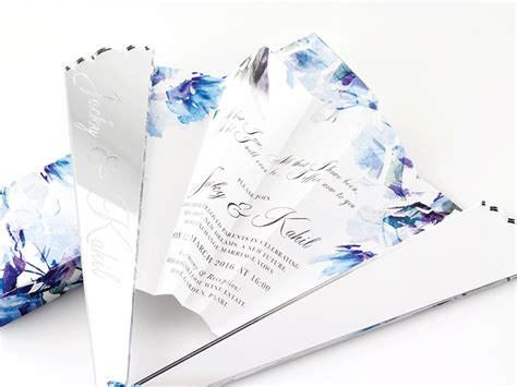Nice Fan Invitation Template Images Gtgt Wedding
