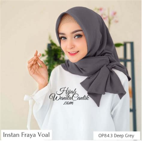 hijab instan gambar islami