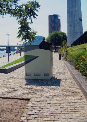 Arte Y Arquitectura Camuflaje Urbano Por Roeland Otten