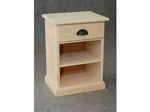 Table De Chevet Bois Brut : estimation mobilier xxeme table de chevet en bois brut ~ Melissatoandfro.com Idées de Décoration