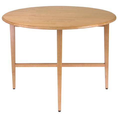drop leaf kitchen table winsome light oak 42 quot drop leaf gate leg table