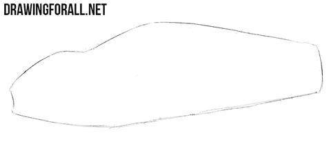 Ferrari fans club luxembourg vector logo eps, ai, cdr. How to Draw a Ferrari Easy