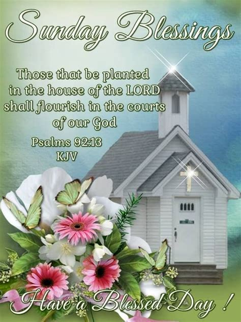 Best quotes bible good morning photo pics free download for whatsaap. Sunday Blessings. Psalms 92:13 KJV - Have a Blessed Day ...