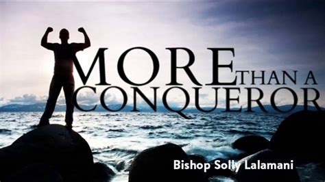 More than a Conqueror - Part 2 - Tower Of Grace