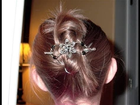 flexi clip hair clip pretty hair  fun