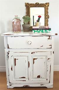 how to distress painted furniture How to Distress Furniture