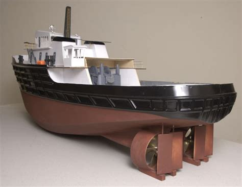 Rc Boat Hulls For Sale by Tugboat Hull Only