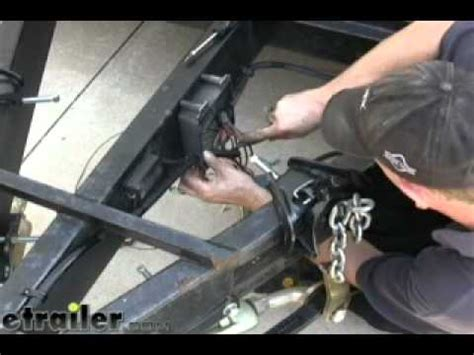 7 pole trailer replacement wiring review etrailer com youtube