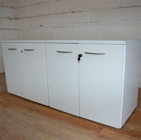 Credenza Uk by White Credenza Sideboard Storage Unit 5051 White Credenza