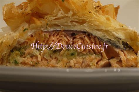pate a filo recette saumon et p 226 te filo douce cuisine