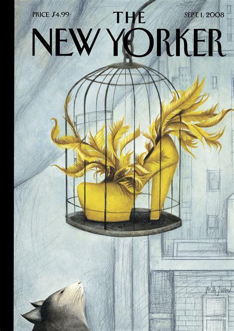 The-New-Yorker-Cover-45 - La boite verte
