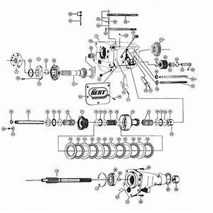 Performance Bodies  Bert Original Transmission Parts