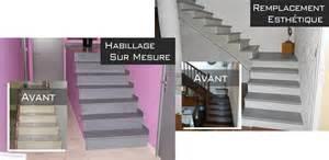 Renovation Escalier Exterieur by R 233 Novation Escalier Escalier Tendance
