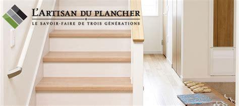 Vernis Pour Escalier Bois by Sablage Et Finition D Escaliers Par L Artisan Du Plancher 224 Montr 233 Al 514 232 3465