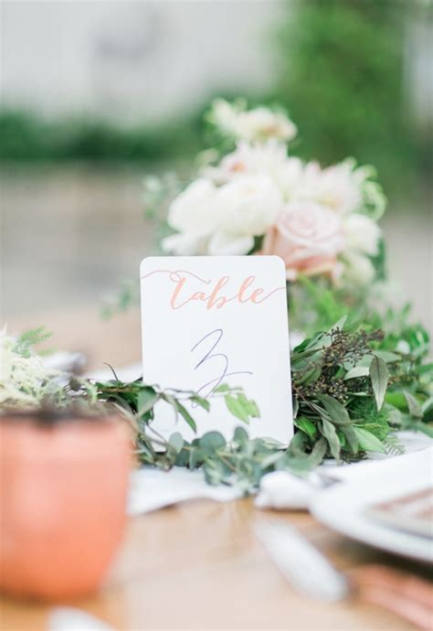 organic floral philadelphia wedding  copper hues