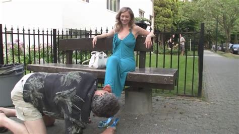 Lesbian Slave Feet Humiliation