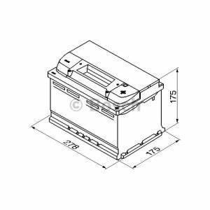 Batterie Bosch S4008 : batterie auto 74 ah comparer 97 offres ~ Farleysfitness.com Idées de Décoration