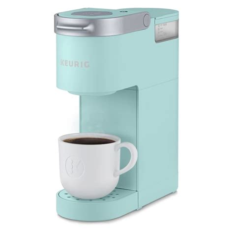 It features five brew sizes, so you can brew your favorite coffee, tea, hot cocoa, or iced beverage at the touch of a button. Keurig K-Mini Single Serve K-Cup Pod Coffee Maker   Best Target Black Friday and Cyber Monday ...