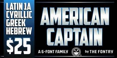 Captain American Font European Amcap Bold Extra