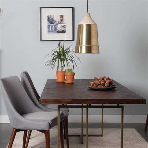 class herringbone dining table  cuckooland