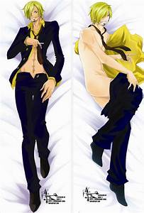 Anime Dakimakura pillow case ONE PIECE Sanji | eBay