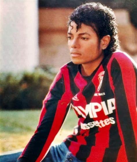 michael 1983 jackson photoshoot football jacksons inline antique