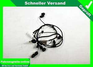 Renault Grand Scenic Iii Jz0 Pdc Sensor Wiring Harness
