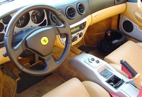 ferrari  modena sports cars