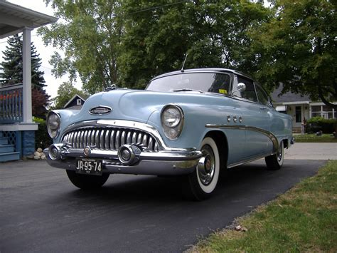 53 Buick Special by Coal 1953 Buick Special Riviera