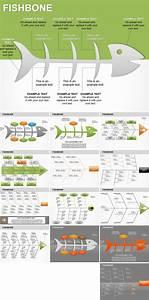 Fishbone Powerpoint Diagrams