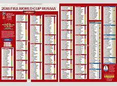 Selección Peruana Álbum Panini filtra primera lista de