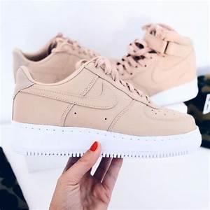 Tendance Chaussures 2017 2018 Sneakers Femme Nike Air