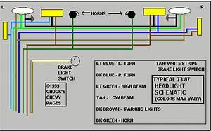1994 Chevy 1500 Tail Light Wiring Diagram